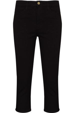 Frame Le Pedal cropped jeans