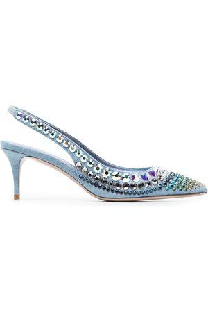 LE SILLA Women Heels - Mabel 70mm slingback pumps