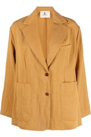 BARENA Single-breasted blazer
