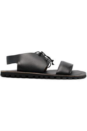 MARSÈLL Men Sandals - Lace-up open-toe sandals