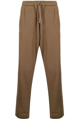424 FAIRFAX Embroidered-logo track pants
