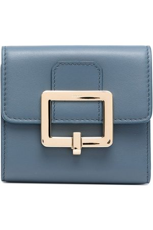 Bally Josy compact leather wallet