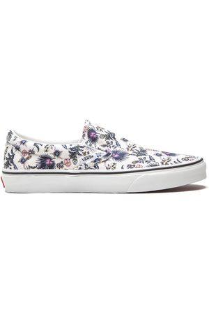 Vans Paradise Floral Classic slip-on sneakers