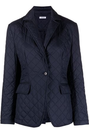 P.a.r.o.s.h. Quilted single-breasted blazer