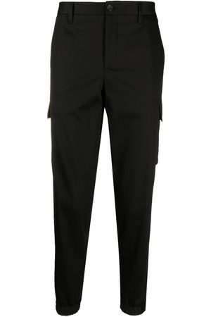 Neil Barrett Cropped cargo trousers