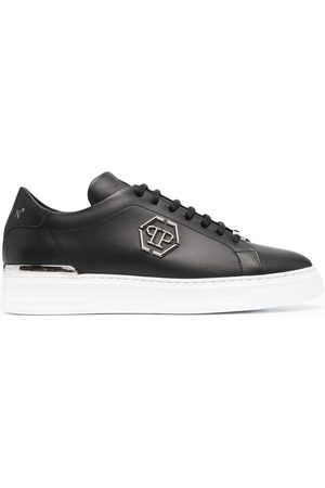 Philipp Plein Men Sneakers - Hexagon low-top sneakers