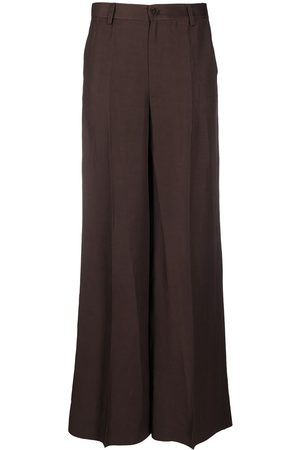 P.a.r.o.s.h. Women Formal Pants - Tailored wide-leg trousers
