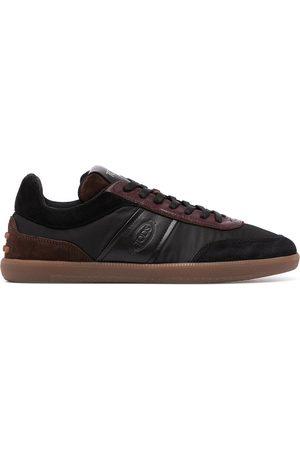 Tod's Men Sneakers - Suede low-top sneakers