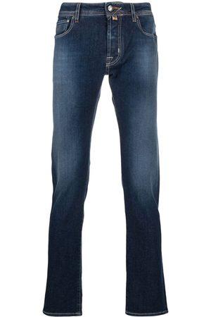 Jacob Cohen Dark-wash slim-fit cotton jeans