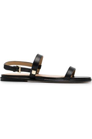 Michael Kors Fanning flat sandals