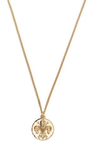 EMANUELE BICOCCHI Necklaces - Lily coin pendant necklace