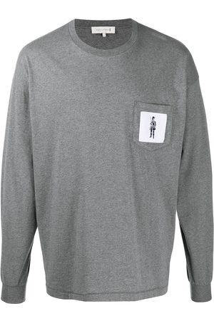 MACKINTOSH Logo-print sweatshirt - Grey