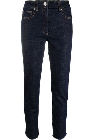 PESERICO SIGN High-waisted jeans