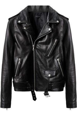 JOHN ELLIOTT Men Blazers - Zipped biker jacket