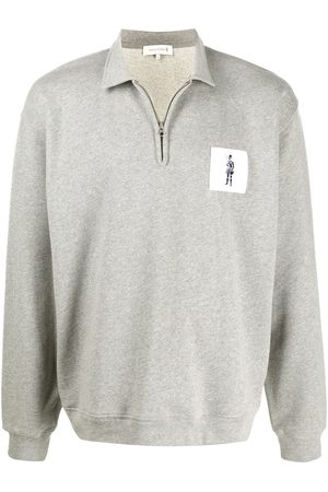 MACKINTOSH Zip-front sweatshirt - Grey