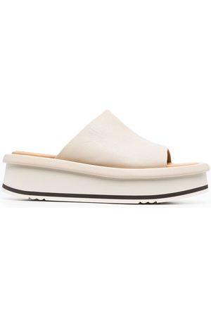 Paloma Barceló Maici platform sandals - Neutrals