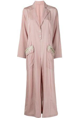 SHATHA ESSA Embellished-detail jumpsuit