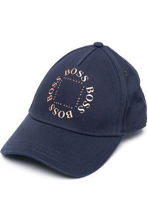 HUGO BOSS Logo-print cap