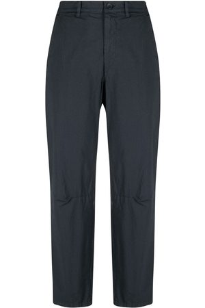 BARENA Straight-leg cotton trousers