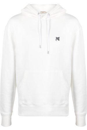 Maison Kitsuné Fox-head patch classic hoodie