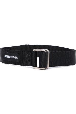 Balenciaga Army logo-patch belt