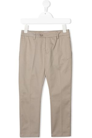 Dondup Boys Chinos - Straight-leg chino trousers - Neutrals