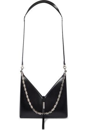 Givenchy Cut Out leather shoulder bag