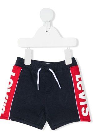 Levi's Logo-print track shorts