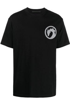 SANKUANZ T-shirts - Logo-print cotton T-shirt