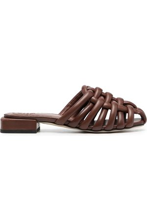 Officine creative Women Sandals - Gillian woven sandals