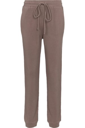 Lanston Cotton-blend terry sweatpants