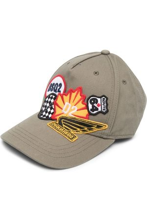 Dsquared2 Embroidered-logo cap
