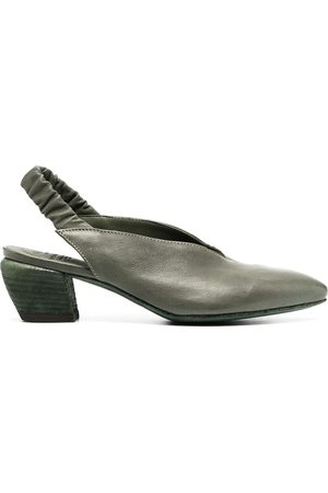 Officine creative Pointed toe mules