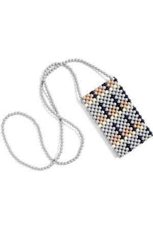 Hay Phones Cases - Perla beaded phone holder