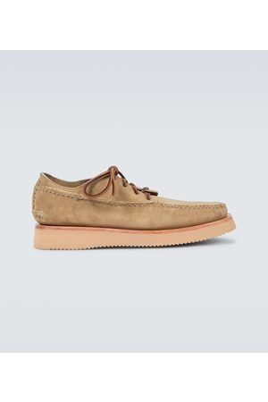 YUKETEN All Handsewn Maine Guide Ox shoes