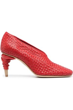 Officine creative Women Heels - Rondha interwoven pumps
