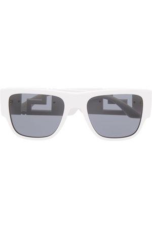 VERSACE Men Square - Greca square-frame sunglasses