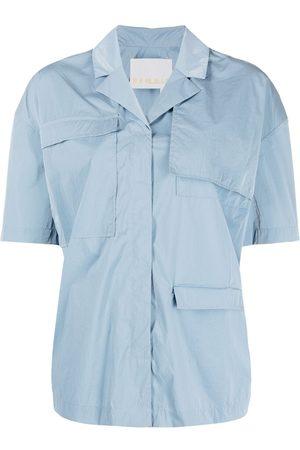 REMAIN Women Shirts - Lightweight-panelled shirt