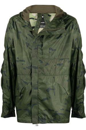 Maharishi Jackets - Camoulage-print lightweight jacket