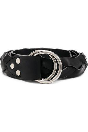 Ami Men Belts - Braided-effect belt