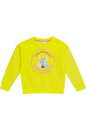 The Marc Jacobs Girls Hoodies - The Mascot cotton sweatshirt