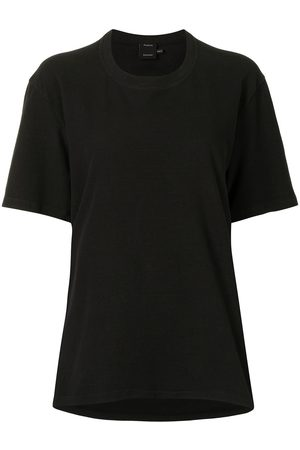 Proenza Schouler Overdyed eco core jersey T-shirt
