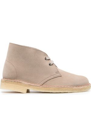 Clarks Leather ankle boots - Neutrals
