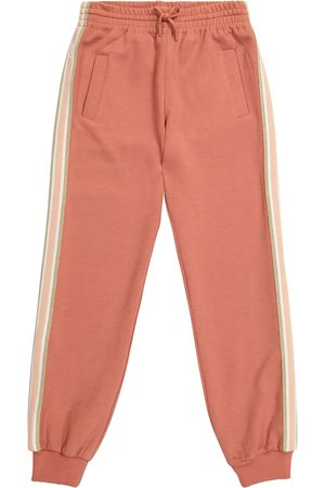 Chloé Girls Pants - Stretch-jersey sweatpants