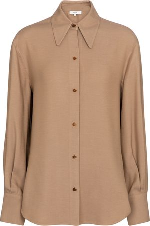 Vince Women Long sleeves - Twill shirt