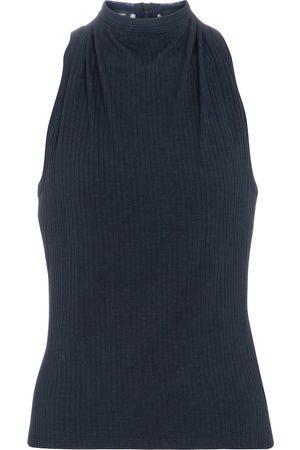 RTA Sabrina ribbed-knit tank top