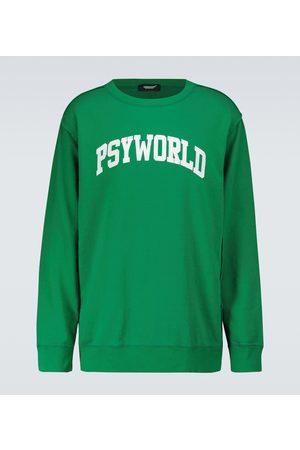 UNDERCOVER Psyworld cotton sweatshirt