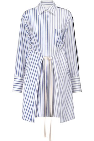 Peter Do Women Casual Dresses - Striped shirt dress