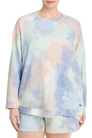 Andrew Marc Women Sweatshirts - French Terry Raglan Pullover Sweatshirt