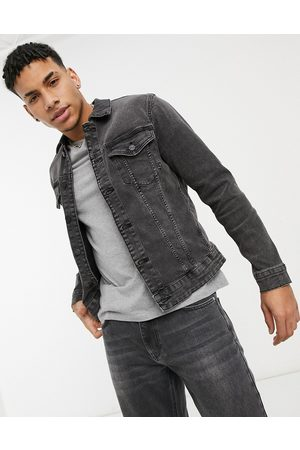 Only & Sons Denim Jacket In Washed